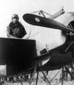 Le Fokker : premier porteur de mitraillette synchronisé. Une terreur pour les alliés