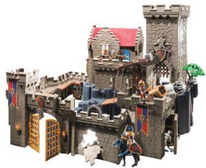Chateau Des Chevaliers Un Chateau Playmobil Pour Les Petits Garcons
